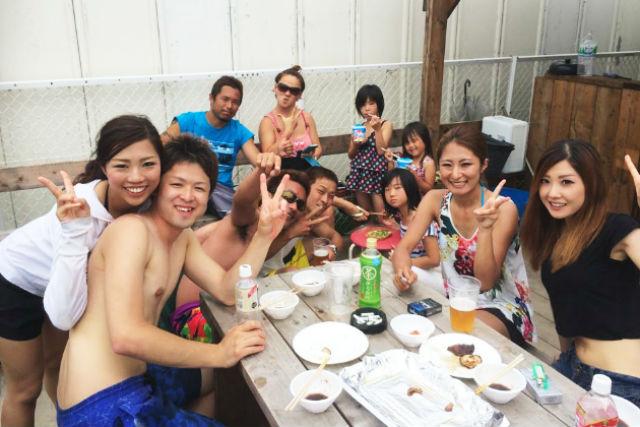 【静岡県・浜名湖・BBQ】最高の景色を見ながら楽しもう!食材持ち込み・BBQプラン