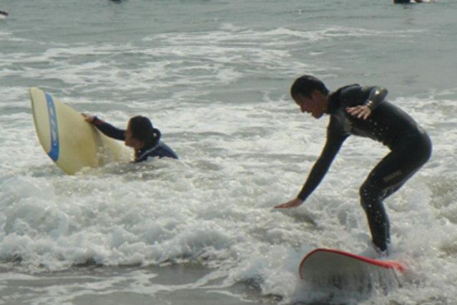 【仙台・サーフィン体験】超ビギナー向け!サーフィンの醍醐味を味わおう