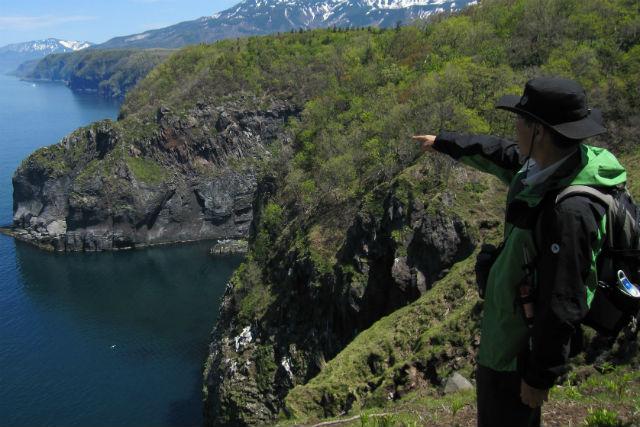 【北海道・知床・エコツアー】森と海、絶景の連続!原生林体験と知床半島望洋コース