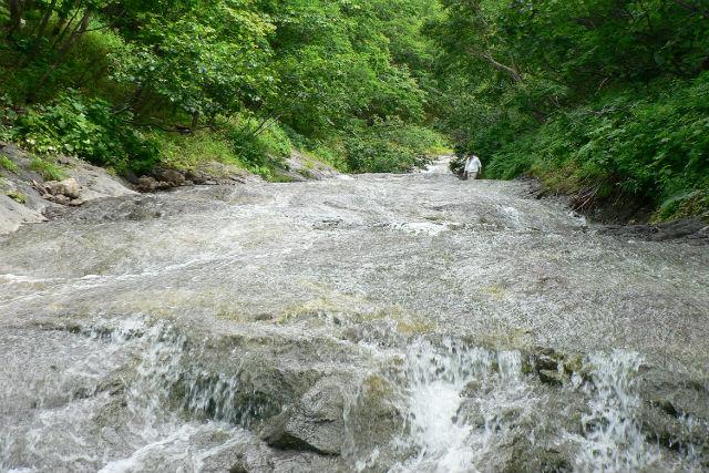 【北海道・知床・エコツアー】知床五湖周遊と、カムイワッカの滝めぐりが一つになったプラン!