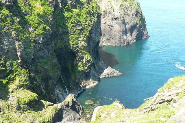 【北海道・知床・エコツアー】フレペの滝と男の涙!2つの滝を巡るエコ・ツアー