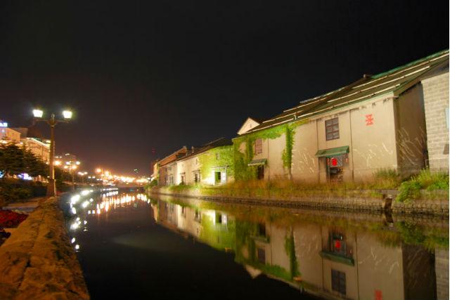 【小樽・ガイドツアー】歴史的建造物のライトアップツアー!小樽案内人と行くロマンチックな旅