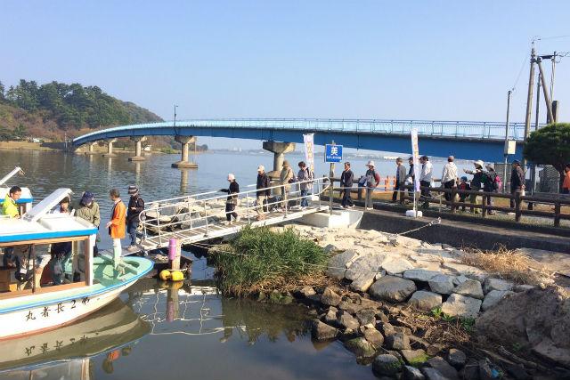 【鳥取・岩美町・クルージング】語り部の話と景色が魅力!湖山池遊覧船コース