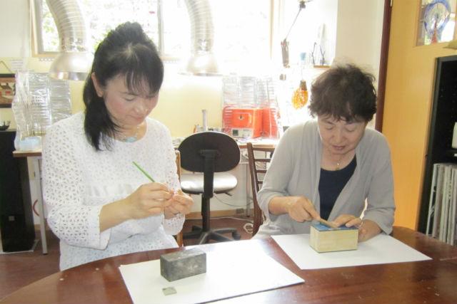 【鳥取・銀細工】純度99.9パーセント!銀粘土でのアクセサリー作り体験