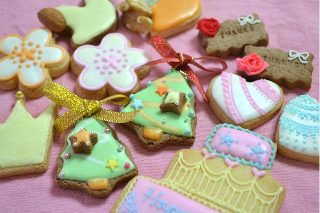 【京都・宇治・アイシングクッキー】誰でも気軽に楽しめる、アイシングクッキー体験