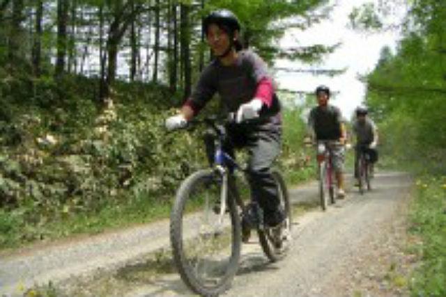 【北海道・富良野・マウンテンバイク】富良野の観光地を巡る!カントリーテラスコース
