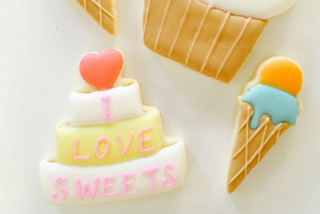 【埼玉・お菓子作り体験】月1回の特別レッスン!アイシングクッキーのお楽しみCAFEレッスン