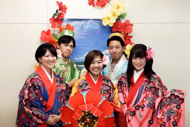 沖縄・石垣島・琉装体験(30分・何着着てもOK)