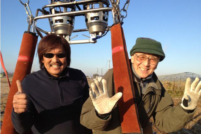 【滋賀・近江八幡・熱気球搭乗体験】琵琶湖を真上から楽しむ!60分のフリーフライト