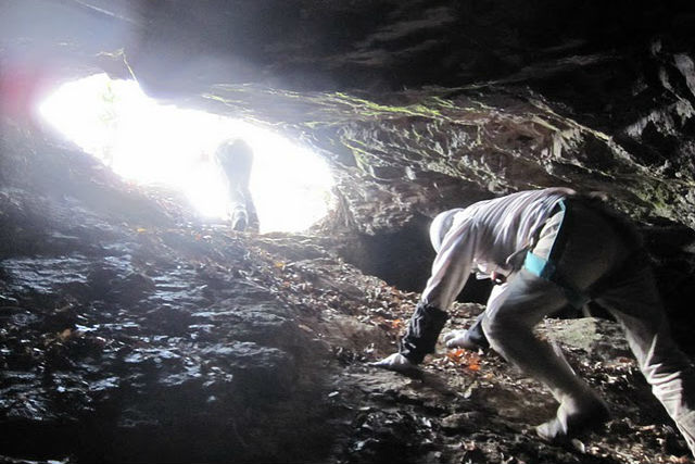 【徳島・ケイビング】阿波三峰の一つ津乃峰山!6つの洞窟を制覇しましょう
