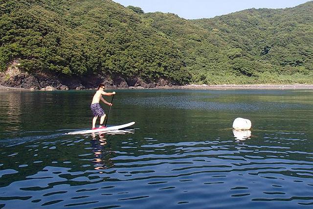 【愛媛・SUP】大海原のSUP体験。漕いで。進んで。たまにお昼寝!