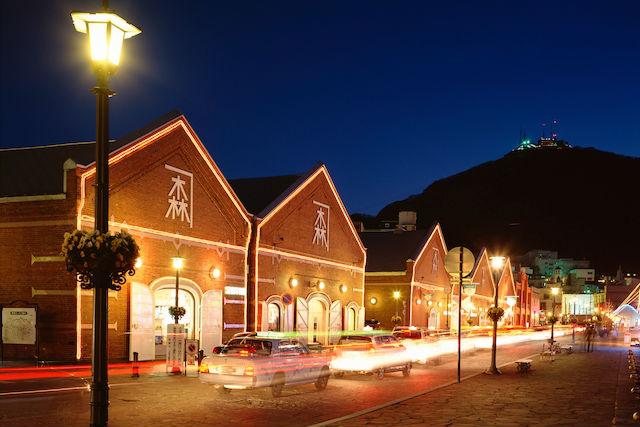 【函館・観光タクシー・3時間】リムジンでの贅沢な観光ツアー!名スポットを巡る・満喫コース