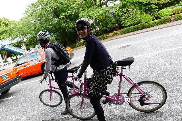 【東京・サイクリング・水上バス】虎ノ門からお台場へ!自転車&水上バスでサンセットクルージング