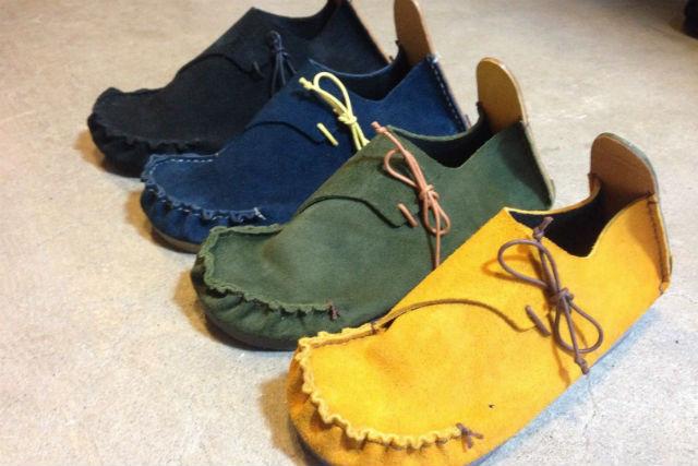 【福岡・靴作り体験】2日間かけて丁寧に。ワラモカシューズを自作してみよう