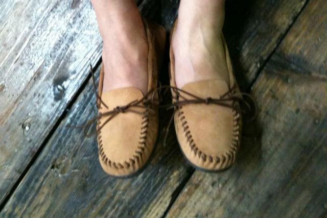 【福岡・靴作り体験】オシャレなモカシンシューズ!個性的な靴を手作りましょう
