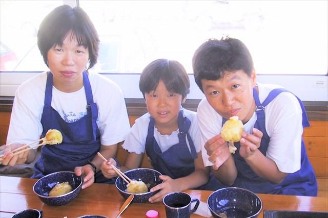 【北海道・富良野・芋掘り】北海道の恵みを堪能!じゃが芋掘り&バター手作り体験