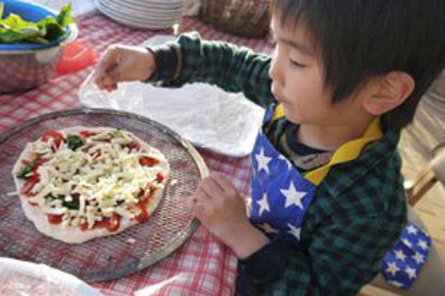 【山口・ピザ作り体験】収穫した野菜を熱々のピザに!ヤサイ狩り&ピザ作り体験