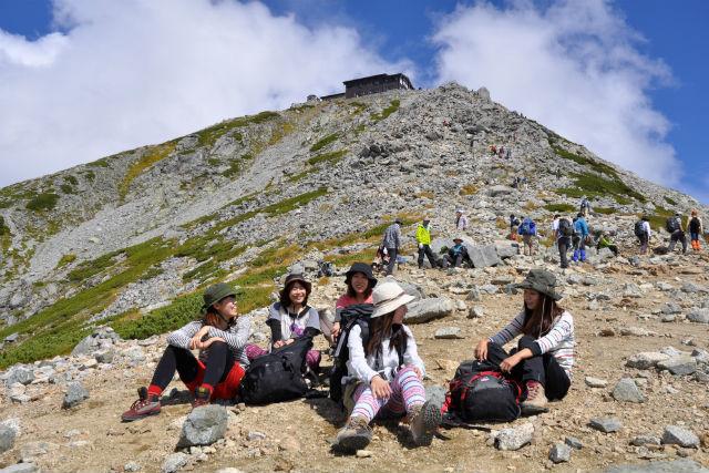 【富山・立山連峰・トレッキング】3,000メートル級の立山で日帰りトレッキング