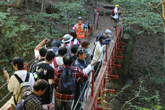 【群馬県・ノルディックウォーク体験入門コース】トレッキング気分で楽しく歩こう!
