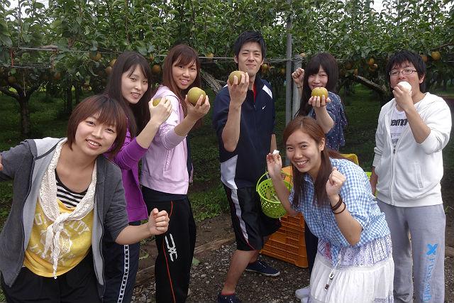 【福島・梨狩り】30分食べ放題!甘くてジューシ―な高級梨を味わい尽くす!