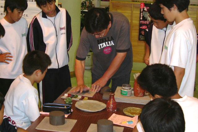 【山形・天童市・陶芸体験】コップやお皿を作ろう!何でも作れる陶芸教室