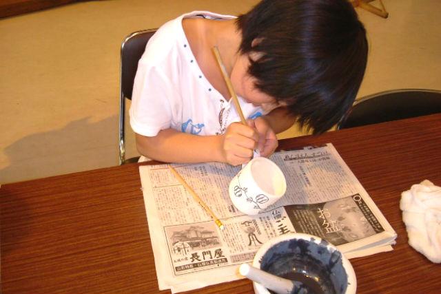 【山形・天童市・陶芸体験】自分だけのお皿が作れる!絵付け体験