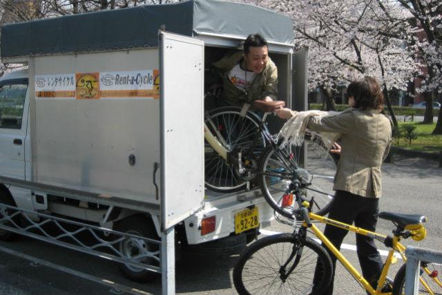 【京都・レンタサイクル・MTB】アクティブに自転車観光!最高の乗り心地を味わえます