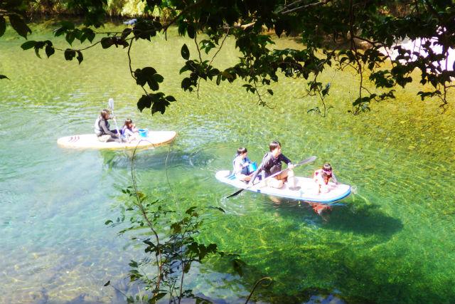 【徳島県・自然体験】たまにはお外で!家族の絆が深まるよくばり川あそびプラン