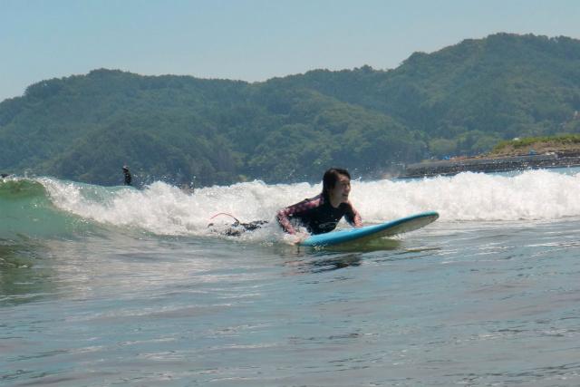 【岩手・釜石・サーフィン体験】レンタル代込み!プロに習うサーフィンスクール