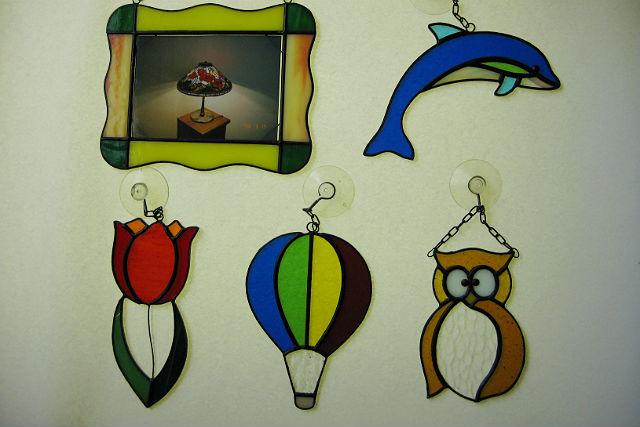 【函館市・ガラス細工】函館旅行の思い出に。オリジナルのフォトフレーム&窓飾り作り