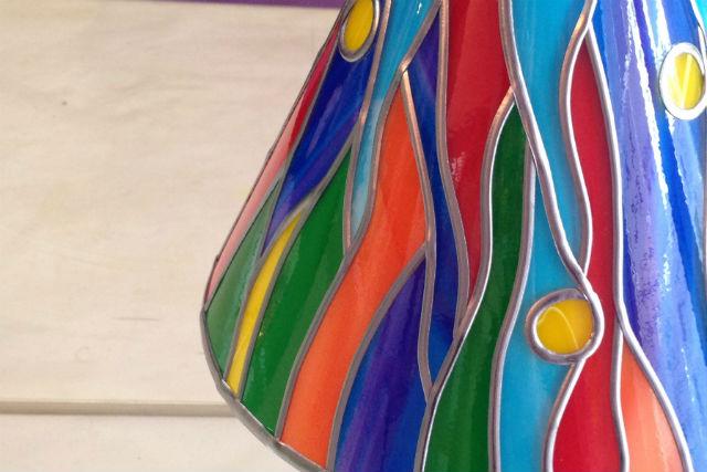 【香川・善通寺市・グラスアート】本格的にグラスアートを学びたい!資格取得コース