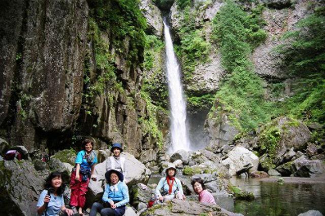 【岐阜・飛騨南部・エコツアー】初心者向け!日本の滝百選、根尾の滝コース