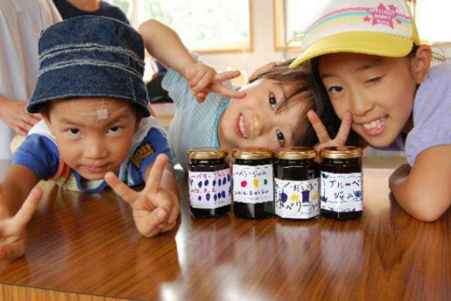 【青森・料理教室】フルーツの風味をぎゅっと濃縮!ジャム作り