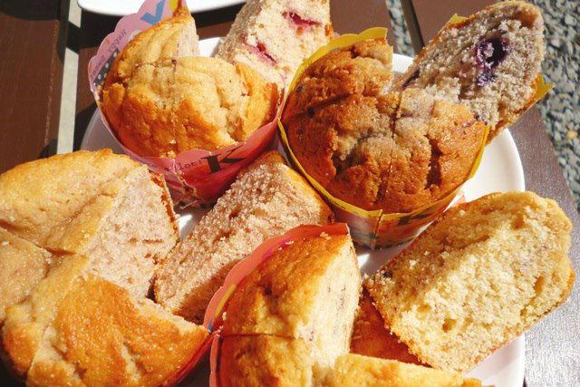 【青森・料理教室】ふんわり焼き菓子と、フルーツのコンビ!マフィン作り