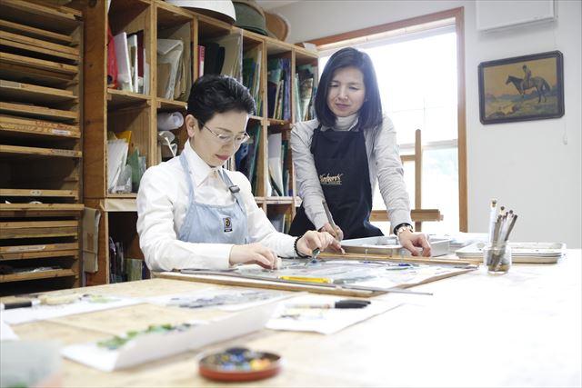 【兵庫・篠山市・ガラス工芸】丹波篠山で、ステンドグラスを作ろう!