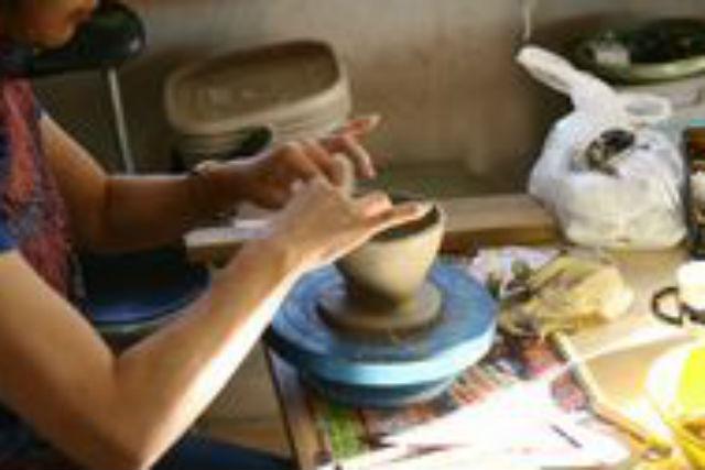 【函館市・陶芸体験】土に触れリラックス!作りたいものをつくる2時間の陶芸体験