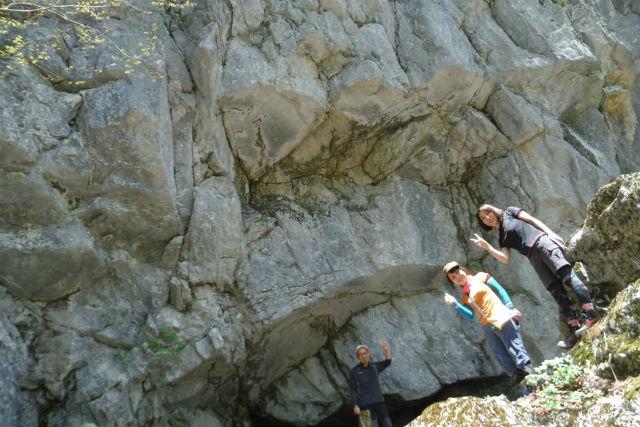 【奈良・大淀町・キャニオニング】和佐又(わさまた)の巨岩壁を歩く!アドベンチャーハイキング