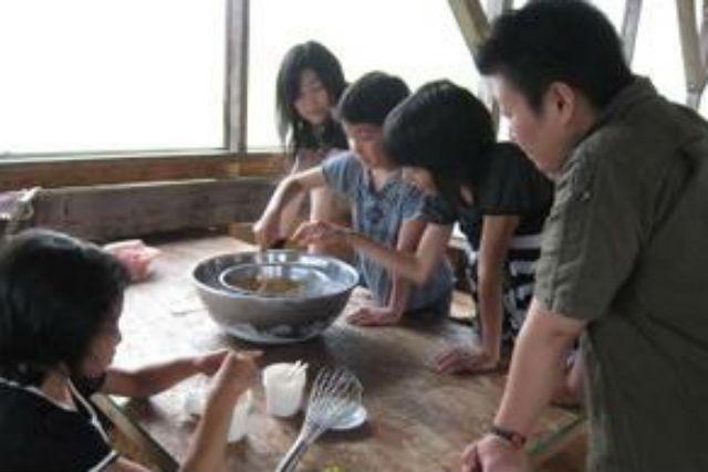 【北海道・ニセコ・料理体験】厳選素材で手作りしよう!濃厚アイスクリーム