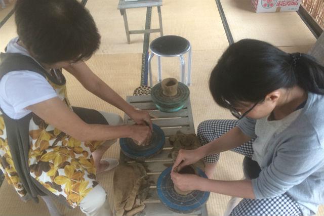【山形・白鷹町・手びねり】歴史ある深山焼の世界を手軽に体験。陶芸作品をつくろう