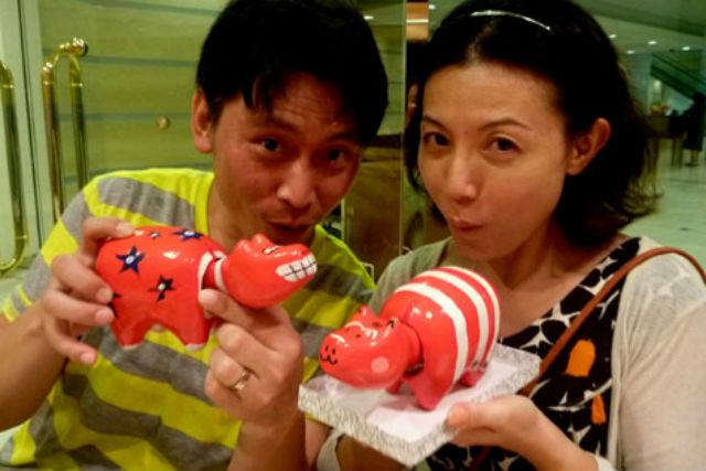 【福島・伝統文化体験】お土産にもおすすめ!会津の伝統工芸品、赤べこの絵付け体験