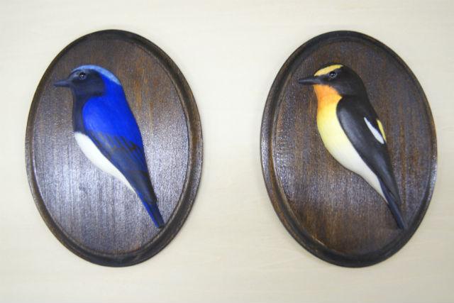 【静岡・伊東・木工体験】鳥の壁掛けを作ろう!生命と自然を感じるバードカービング