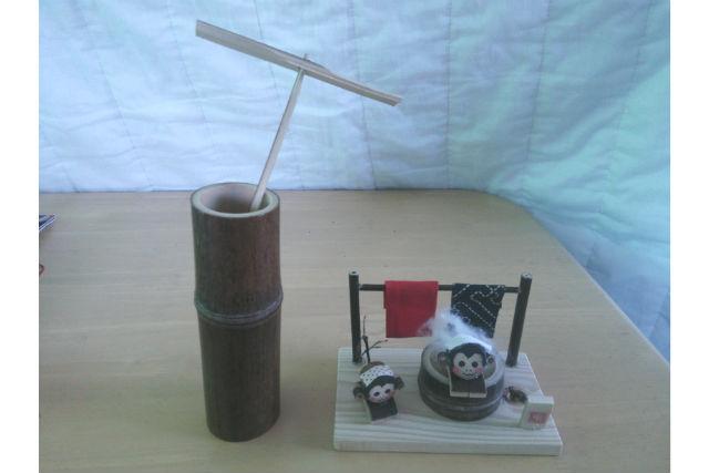 【和歌山・竹とんぼ作り】昔懐かしのおもちゃを作ろう!黒竹の竹とんぼ作り