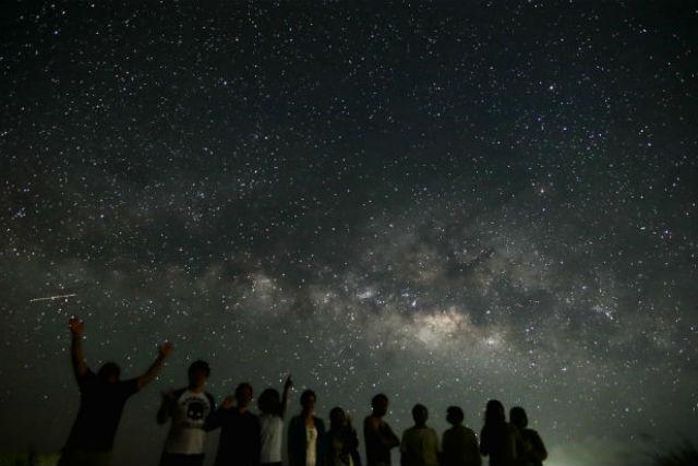 【沖縄・石垣島・星空ツアー】天然のプラネタリウム!星空浴ツアー