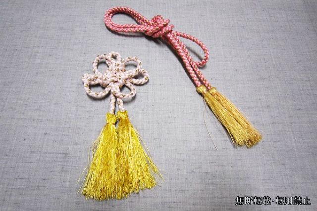 【京都・組紐・1時間】さまざまにアレンジして使える髪飾り・飾り紐を作ろう!