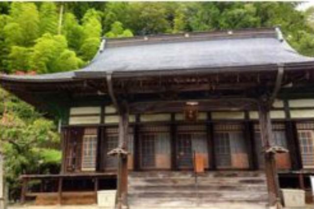 【三重・美杉町・説法】美杉町のお寺で、座禅&説法を体験しよう!