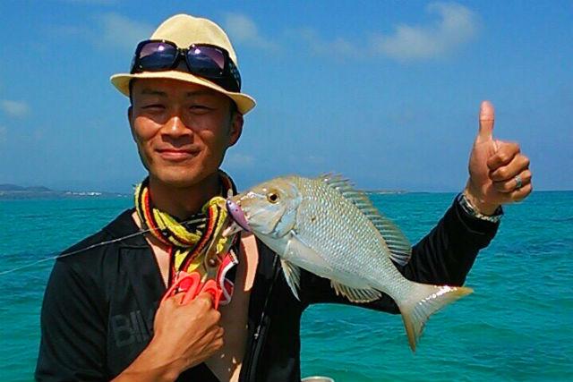 【沖縄・石垣島・釣り】初心者歓迎の釣り体験!ライトキャスティング・1日プラン