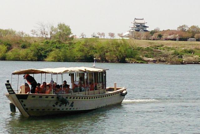【茨城・クルージング】江戸の風情を感じよう!高瀬舟で風流なクルージング