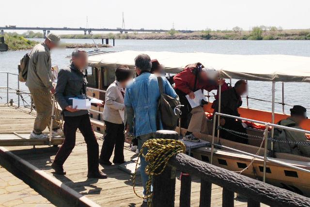 【茨城・クルージング】高瀬舟で貸切クルージング!利根川で風流なショートトリップ