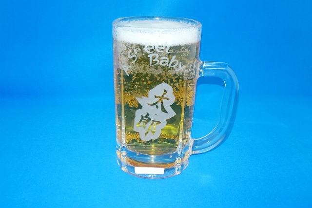 【千葉・サンドブラスト】プハ~っと美味しくビールを飲もう!MYジョッキグラス作り