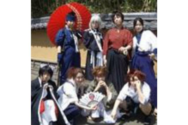 【嬉野温泉・コスプレ体験】和モノキャラに最適のロケーション!江戸時代風のテーマパークで撮影会
